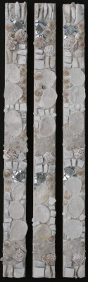 Fragmenti Wands White Quartz
