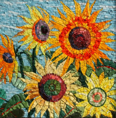 Pam Stratton Mosaic Artist
