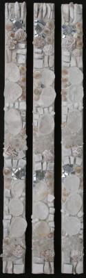 Fragmenti Wands White Quartz